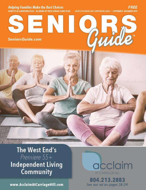 Seniors Guide Richmond VA